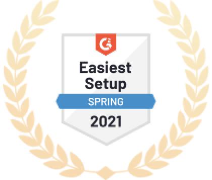 Omnify Awarded G2 Easiest Setup Spring 2021