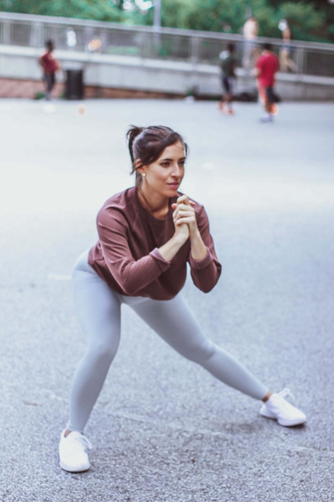 Serena Scanzillo of SerenaFit online fitness trainer