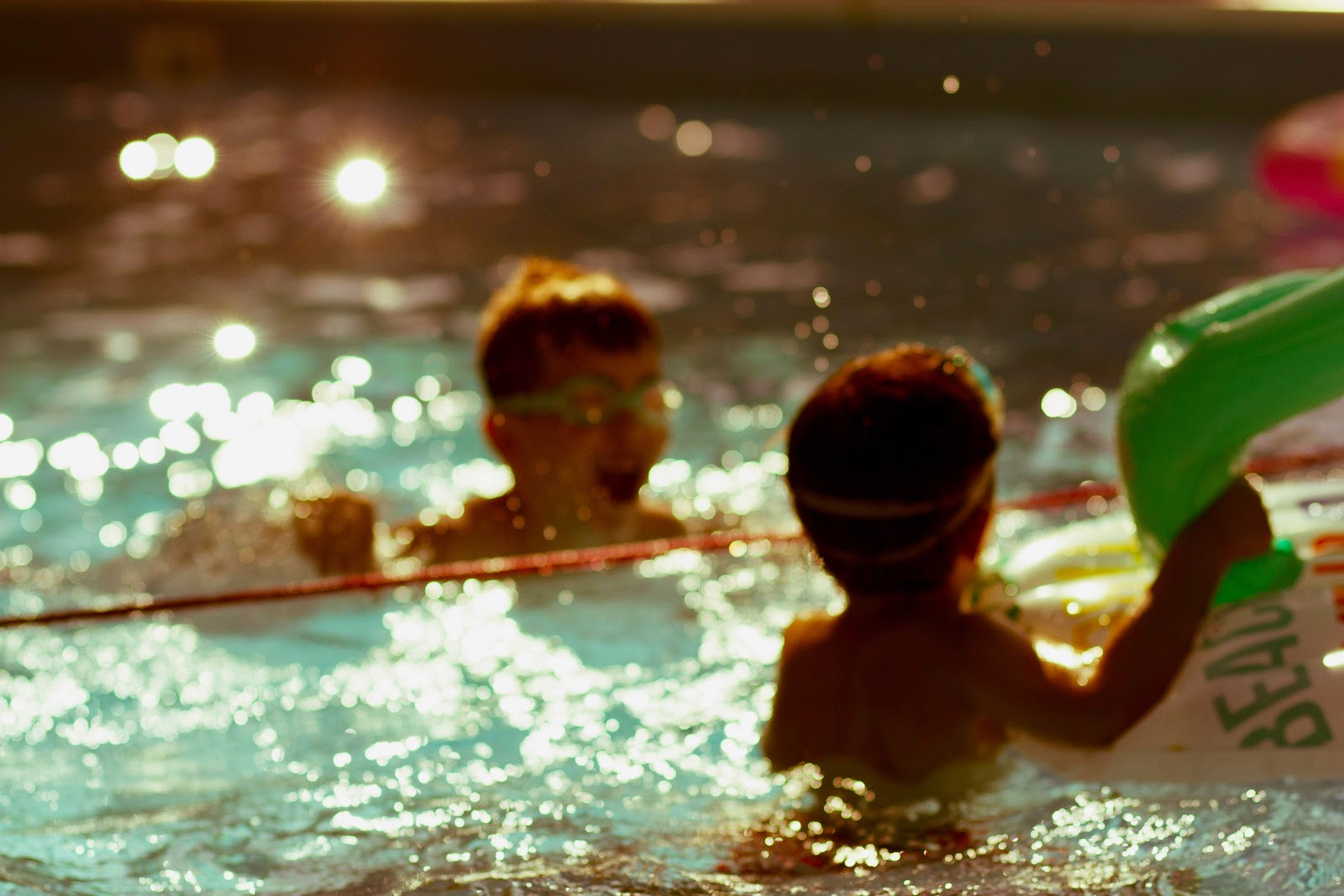 Facility scheduling helps keep slots for swimming available for kids as well