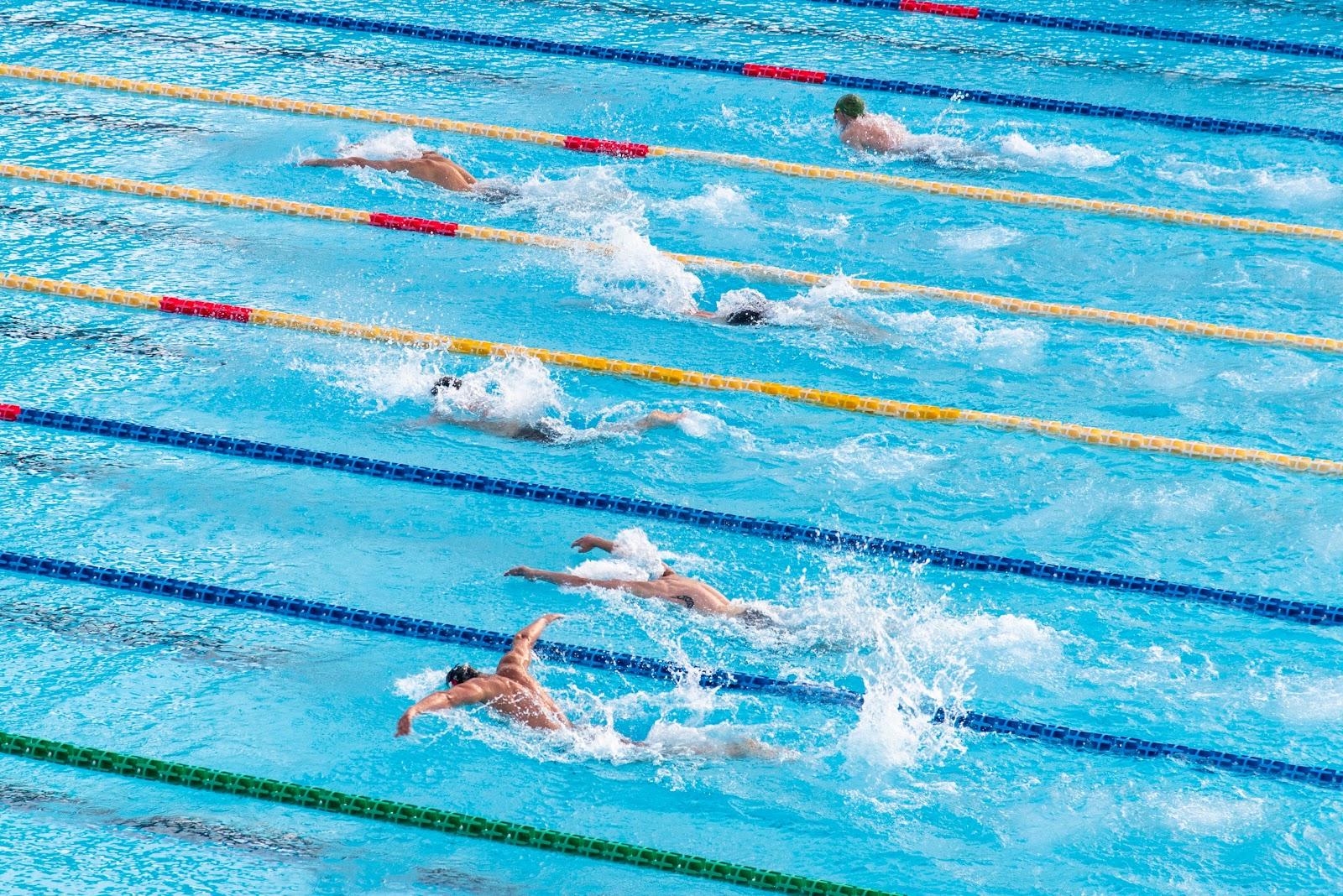 Easy access helps in increasing membership at swimming pools