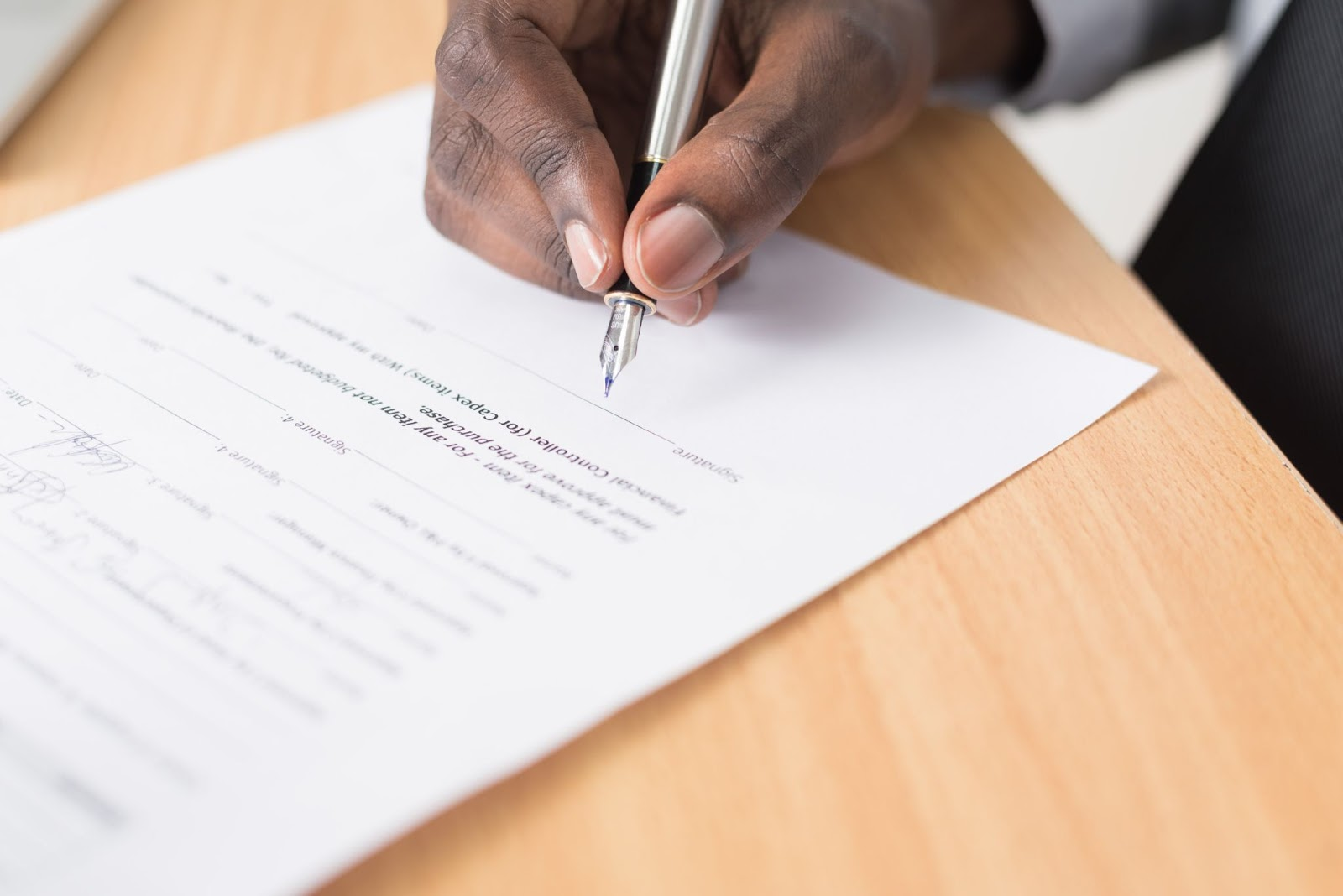 Mitigate liability with a waiver to be signed by members before booking