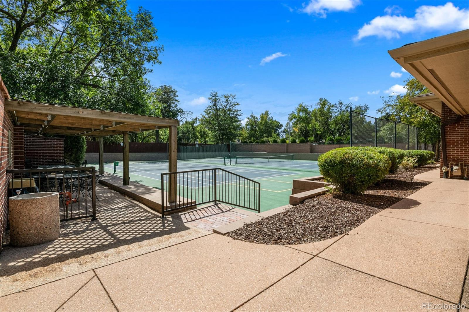 Easy accessibility leads to a happy community in Cherry Hill III HOA
