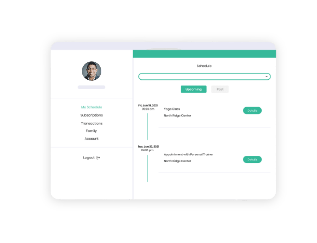 Client Accounts on Omnify