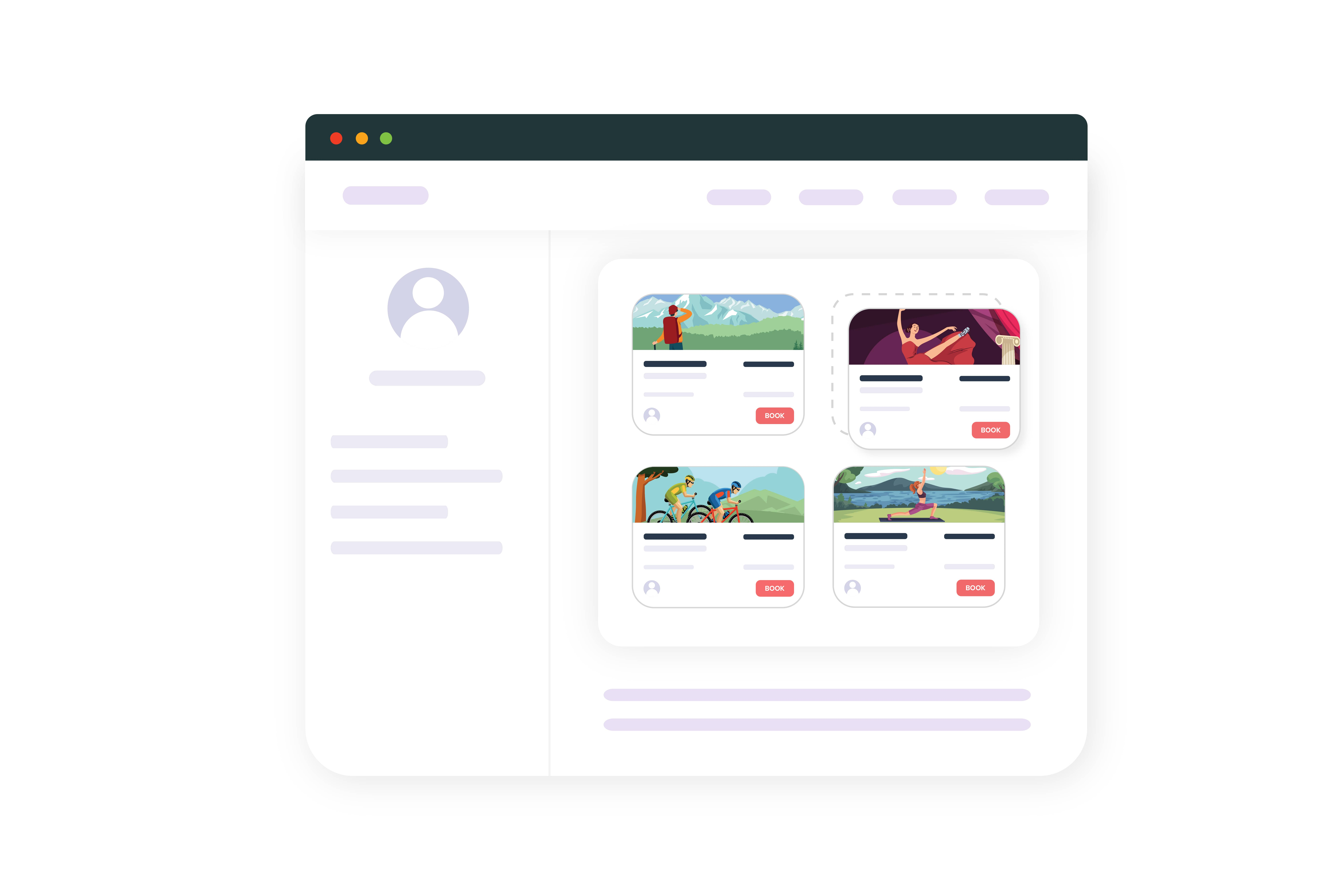 Embed Omnify iframe on your booking site