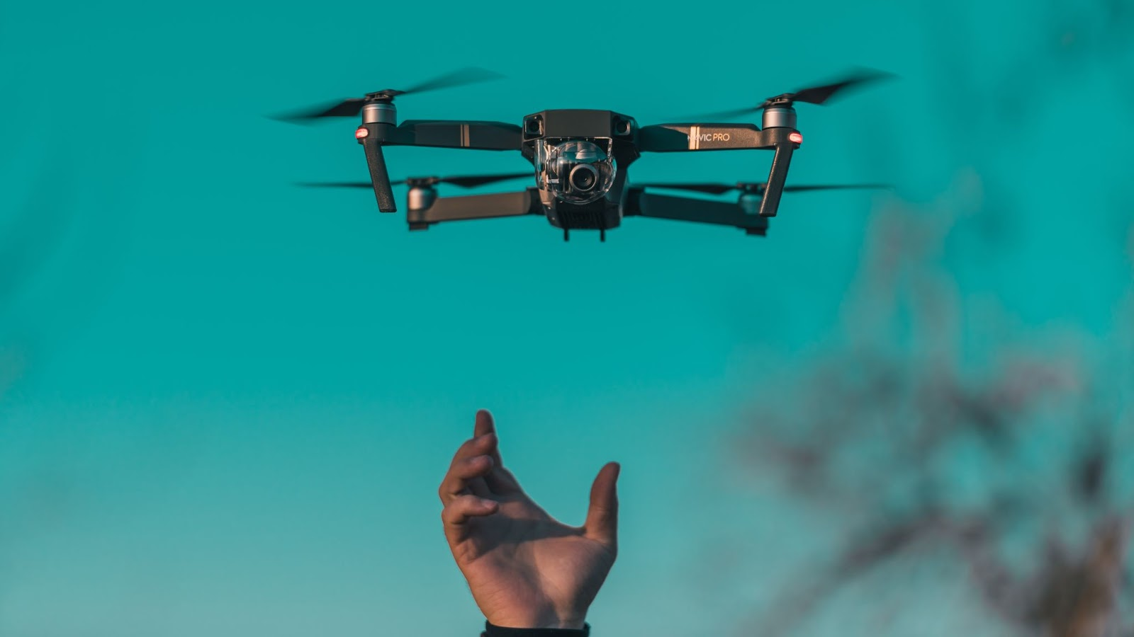 Using technology like drones in Parks and Recreation Centers