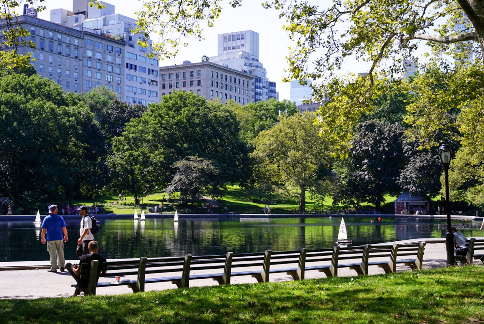 Utilizing open spaces for Recreation