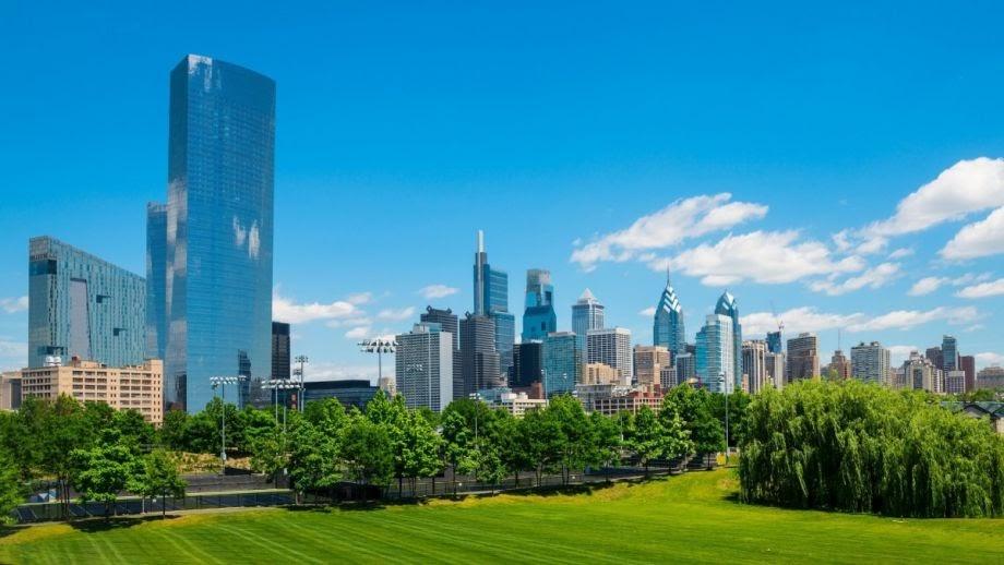 Penn Park in West Philadelphia