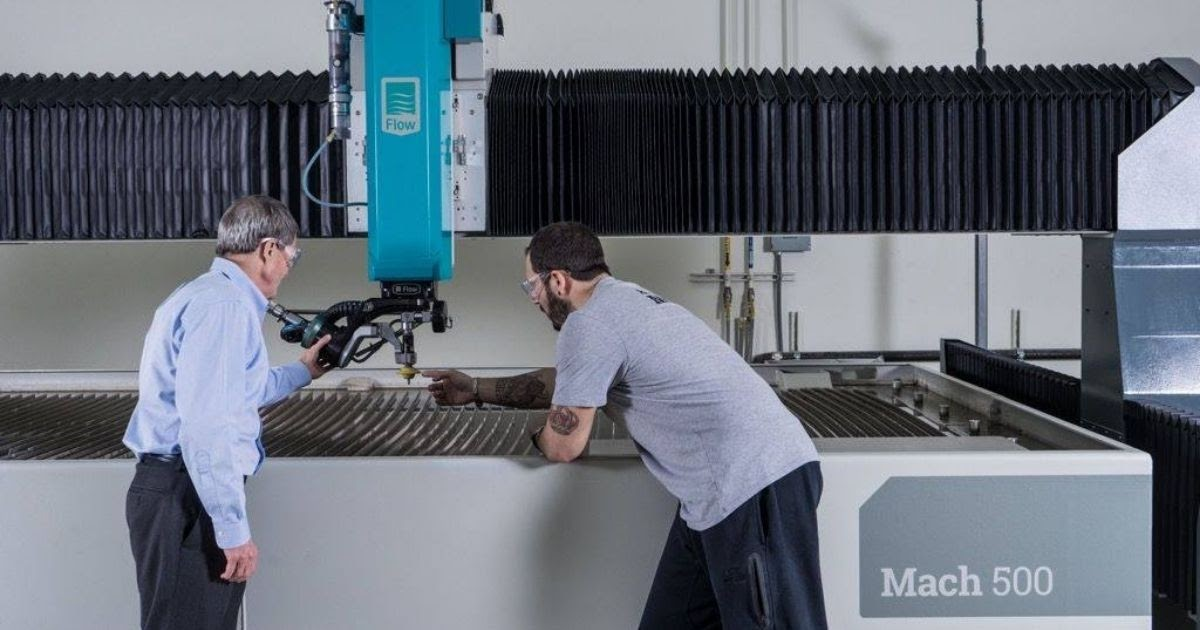 Flow Waterjet was able to simplify its class scheduling with Omnify