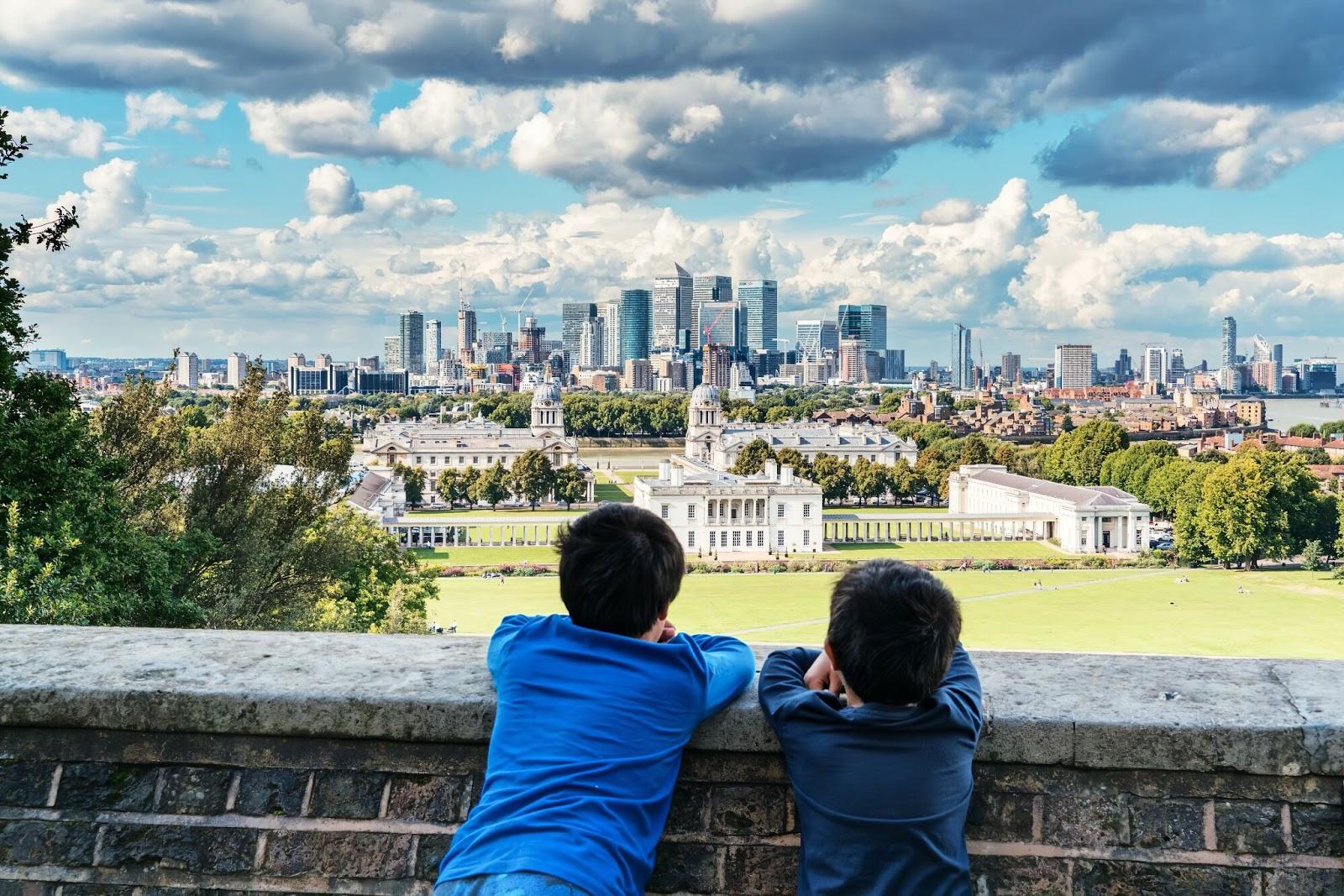 Parks help in building safer neighborhoods