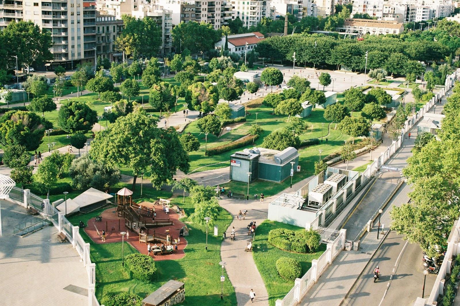 Parks promote economic advancements and rise property value