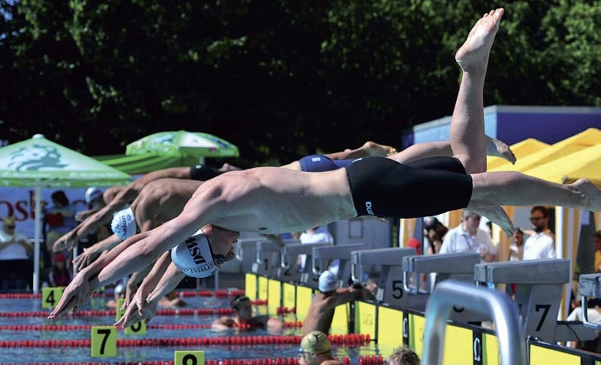 DSW 12 Darmstadt effectively schedules pool times with Omnify