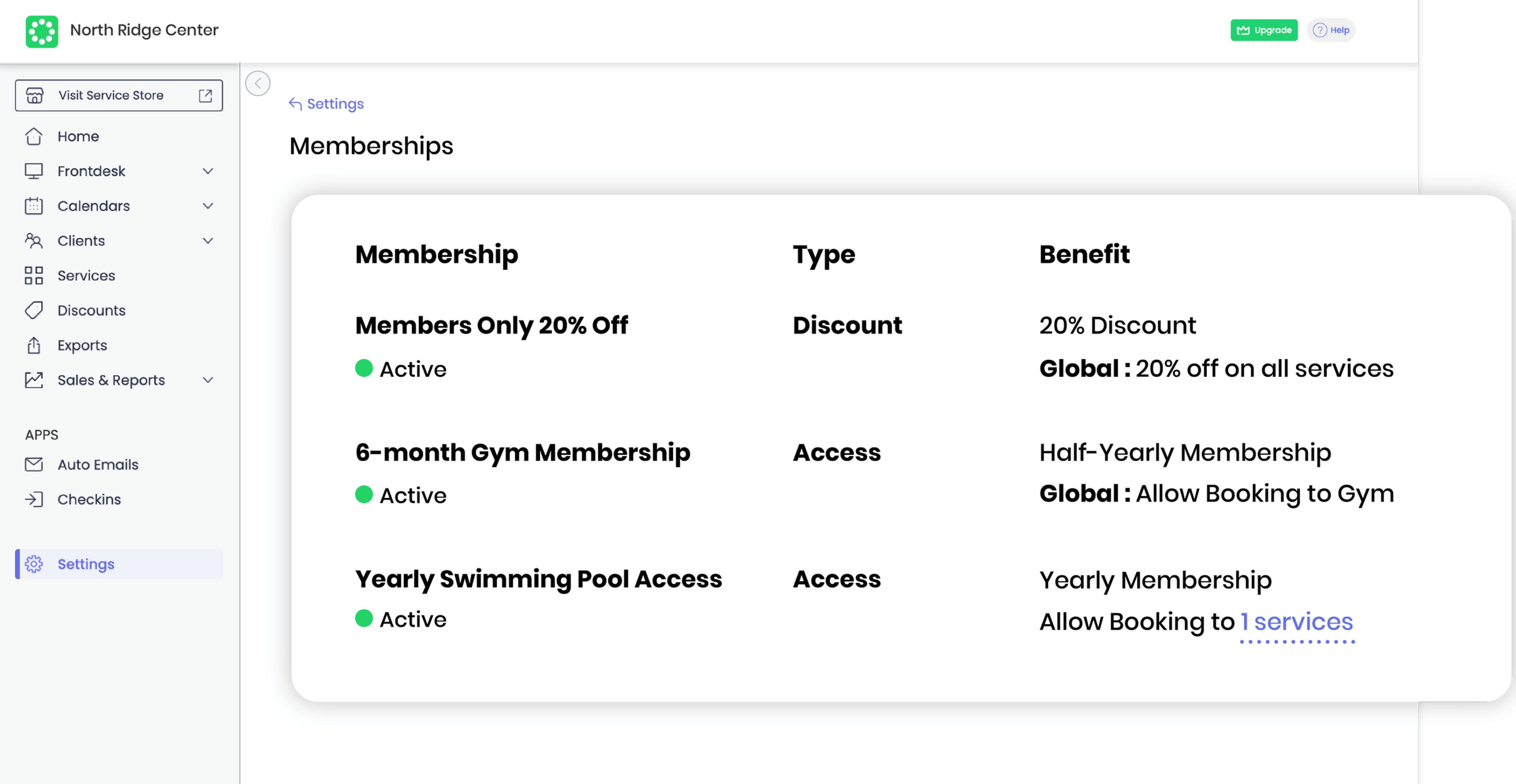 Omnify Membership Management Software