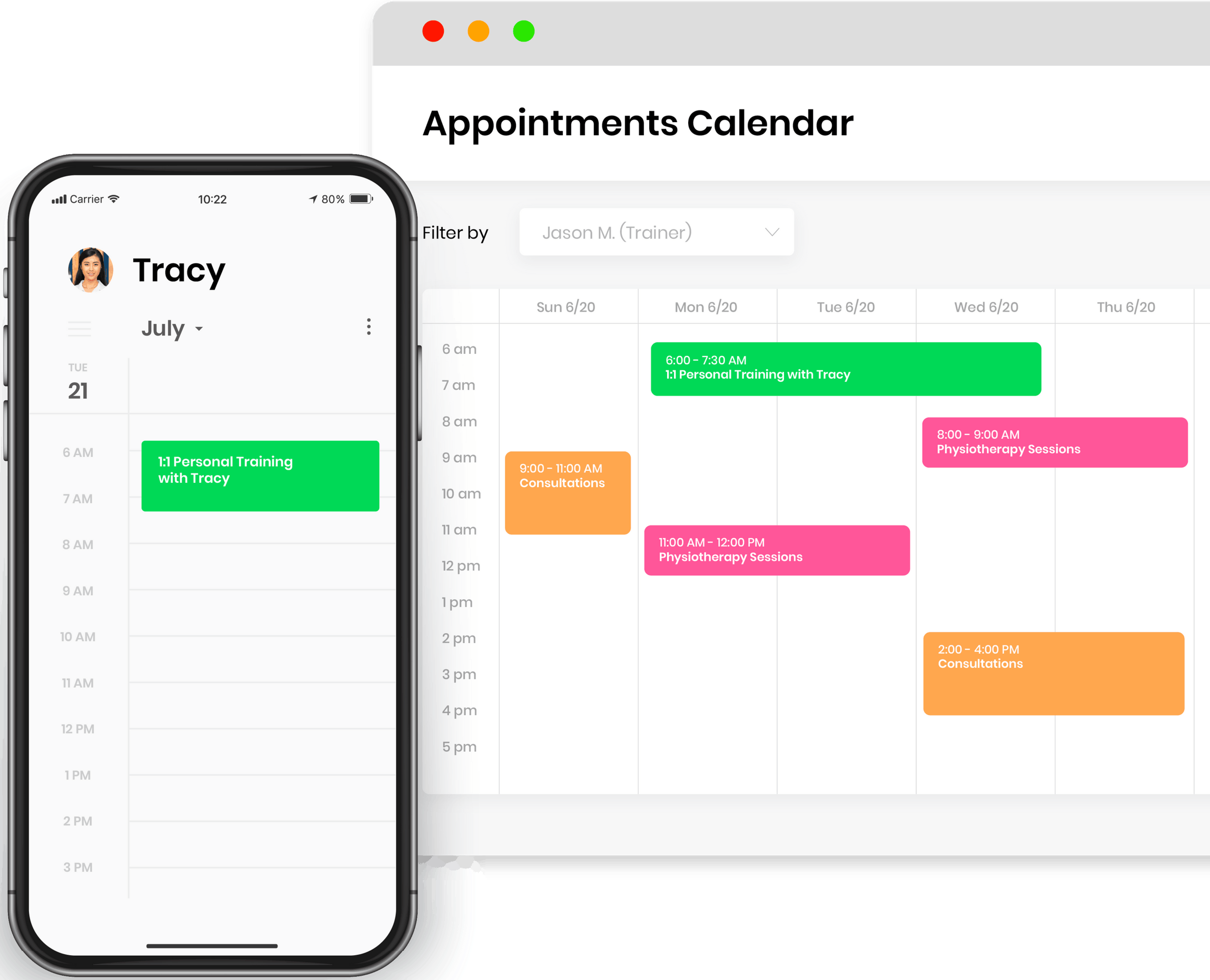Omnify Appointment Scheduling System