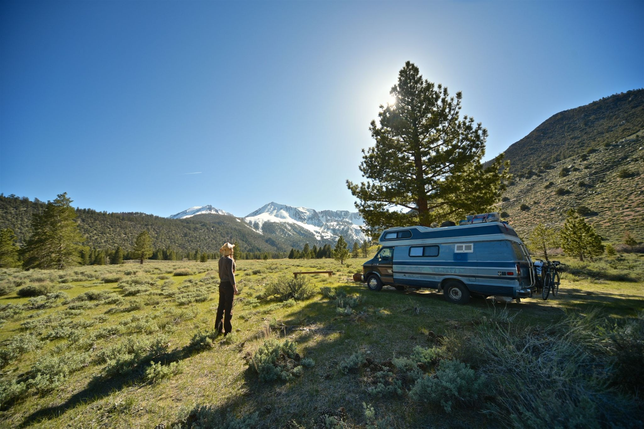 RV park and campground management