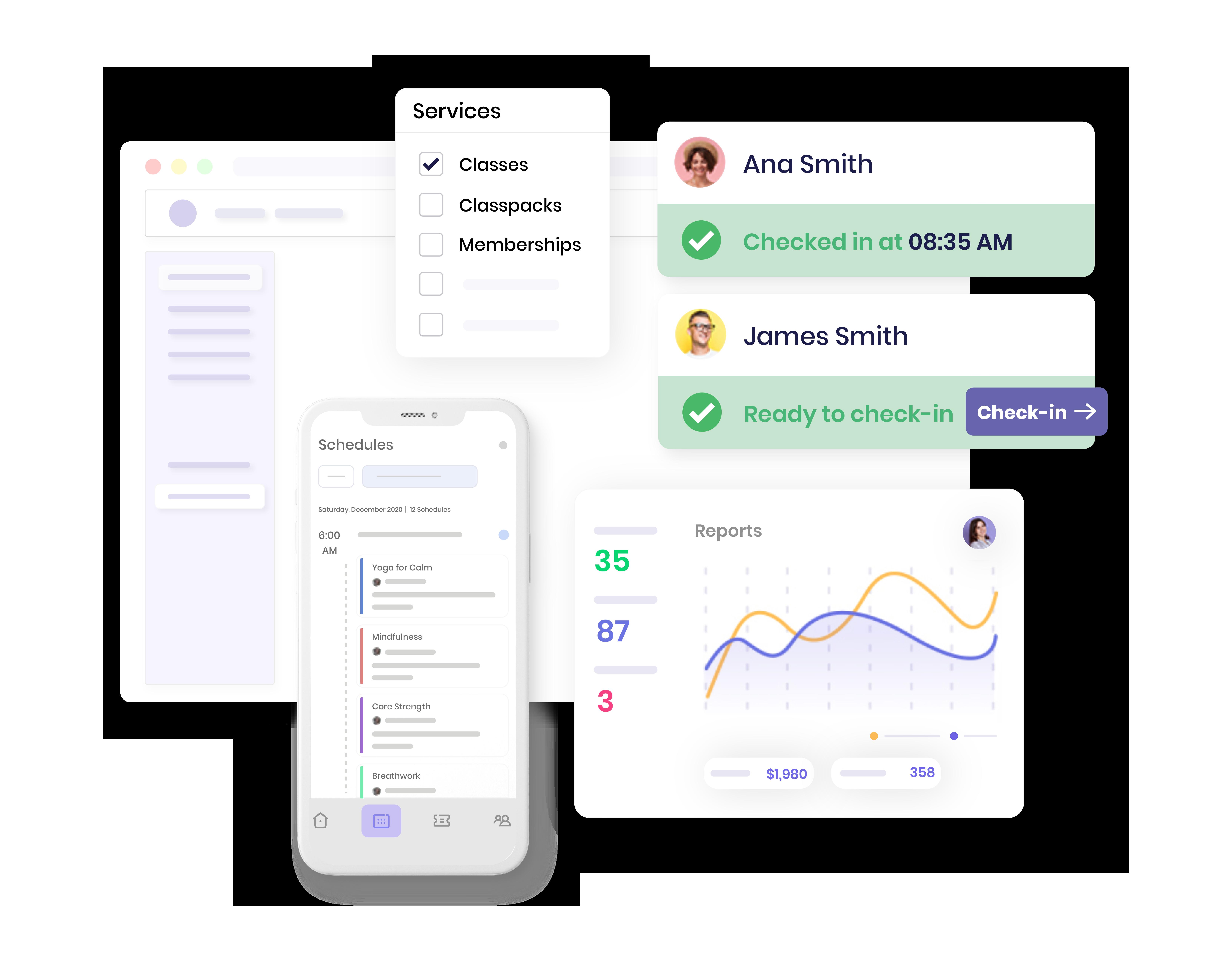 Omnify Client Portal