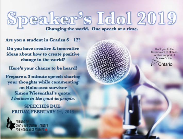 Image result for speakers idol 2019