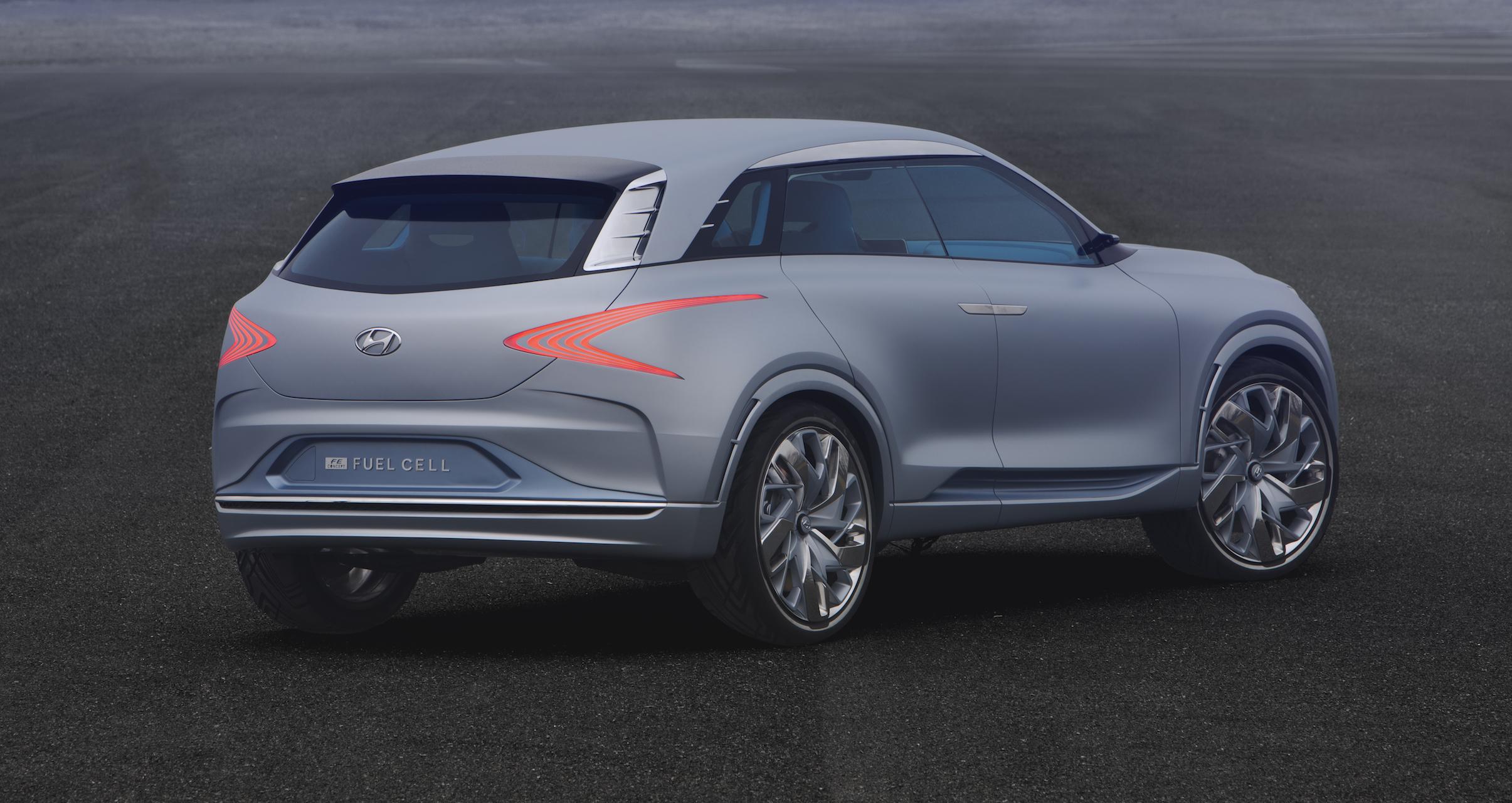 Hyundai stuðlar að innleiðingu vetnisbíla á Íslandi