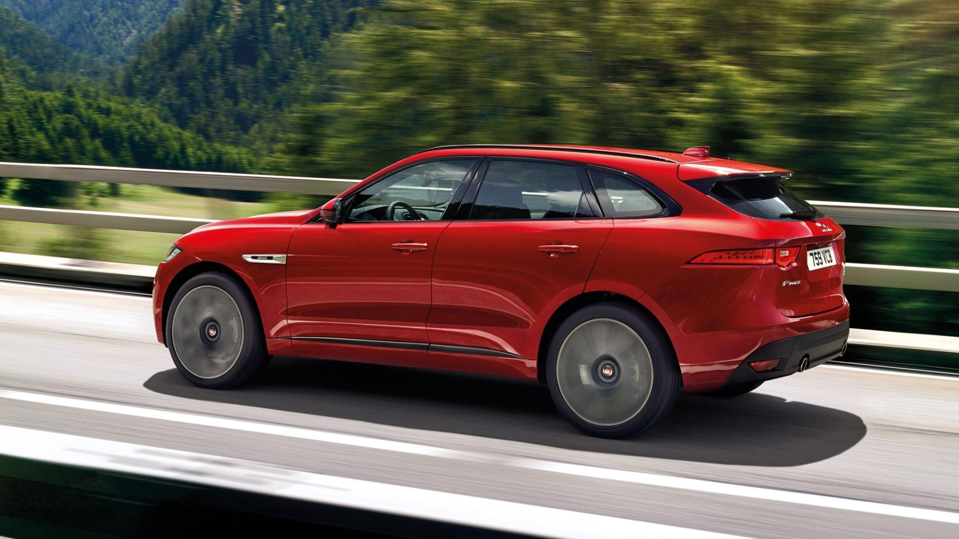 Jaguar loksins á Íslandi