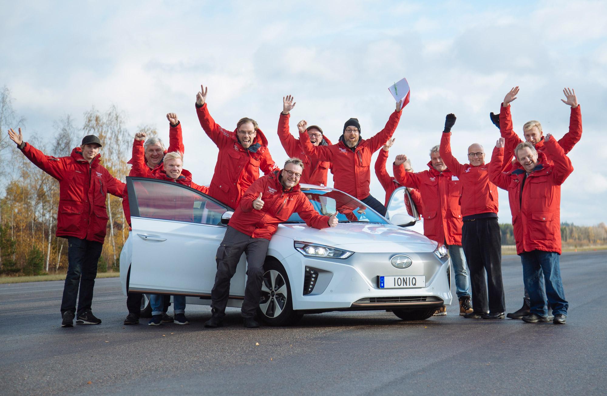 Hyundai á Íslandi kynnir rafbílinn IONIQ á laugardag
