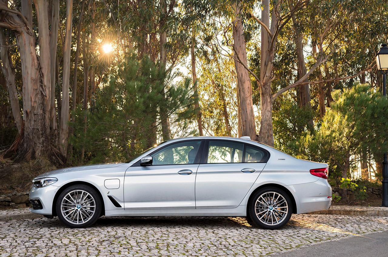 Sala BMW Group í sögulegum hæðum
