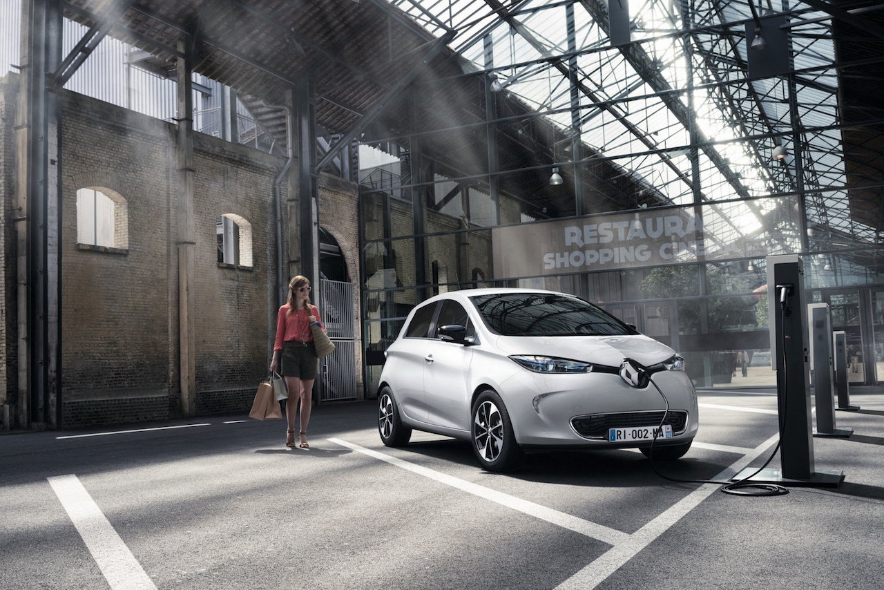 Renault önnur söluhæsta bíltegund Evrópu