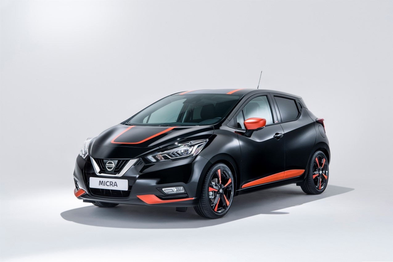 Nissan Micra BOSE útgáfa