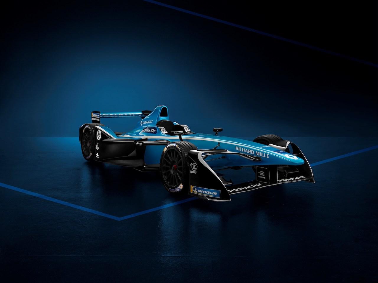 Renault e.dams sigursælt í Formúlu rafbíla