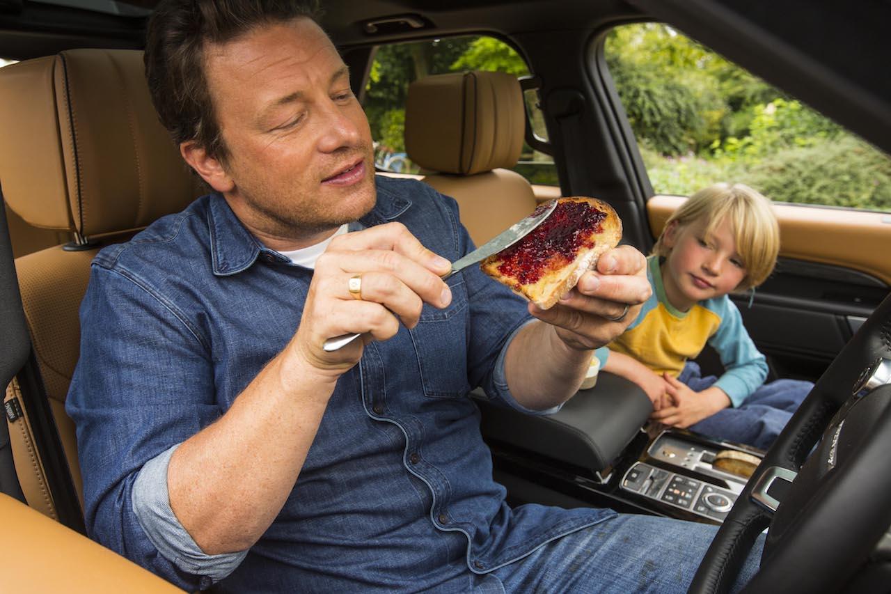 Discovery Jamie Oliver er eldhús á hjólum