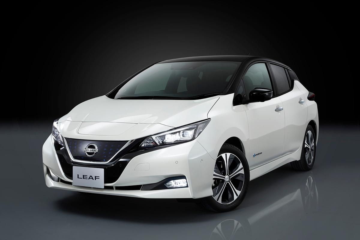 Nissan Leaf tilnefndur Heimsins grænasti bíllinn 2018
