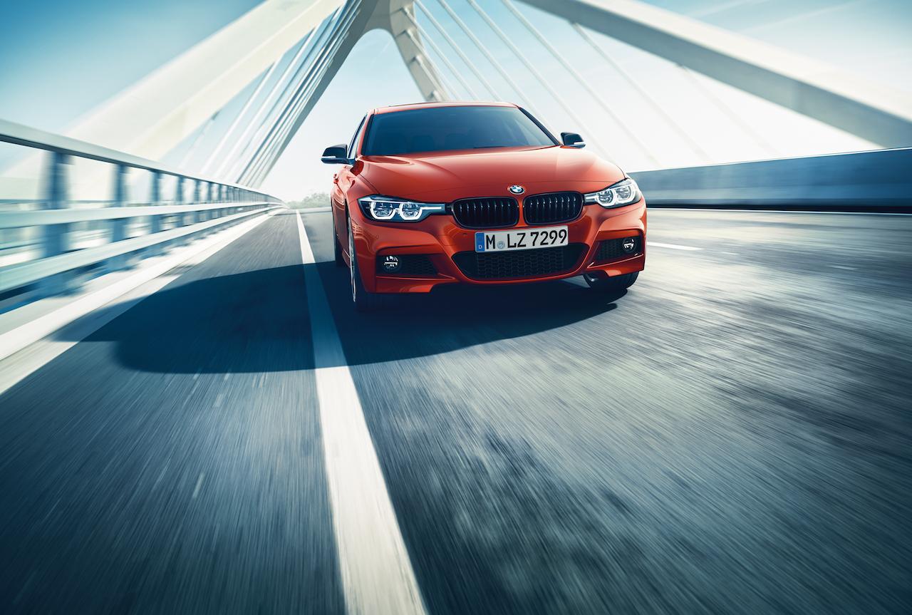 Fern verðlaun til BMW í The Auto Trophy 2017