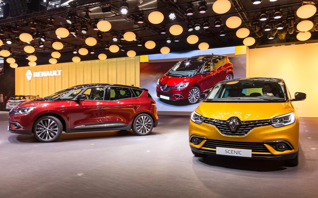 Renault kynnir nýja bensínvél