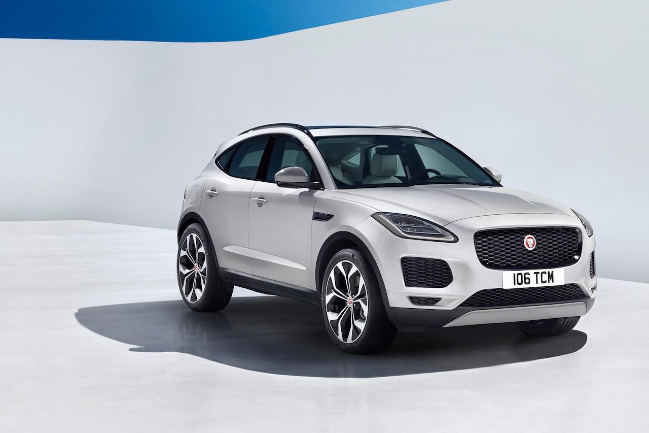 Jaguar Land Rover fyrirtæki ársins hjá Autobest