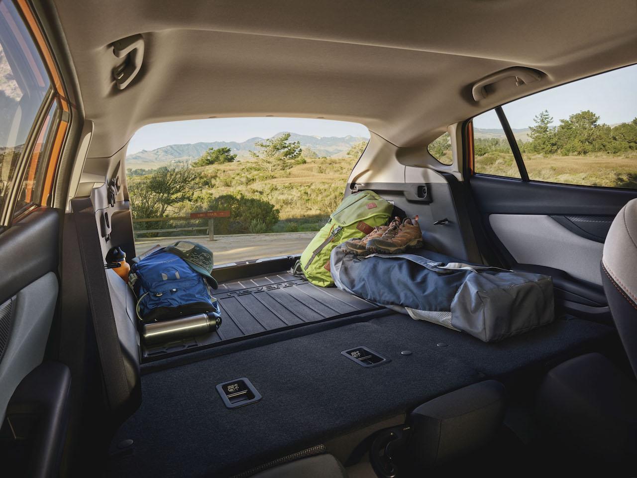 Nýr og breyttur Subaru XV kominn í salinn hjá BL