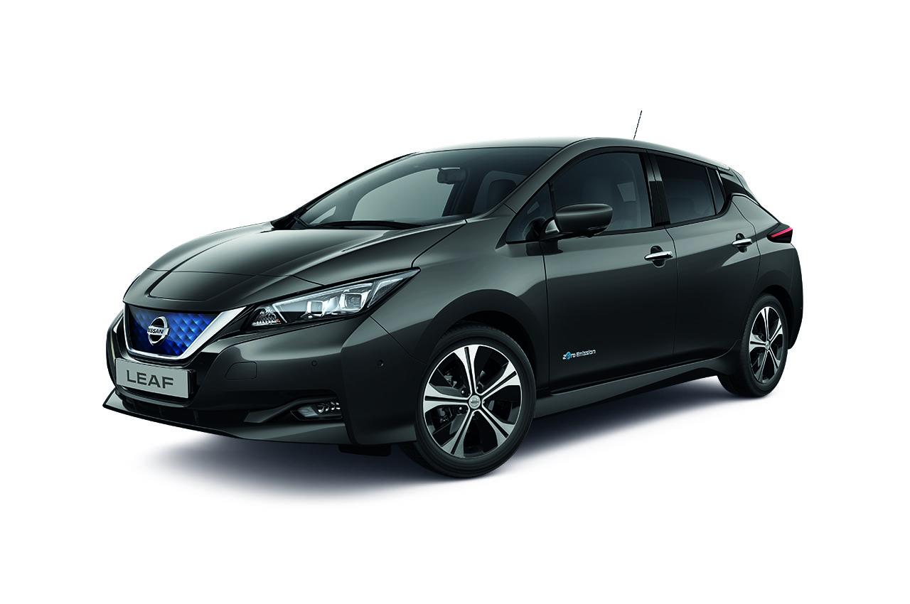 BL hefur forsölu á nýrri kynslóð Nissan Leaf
