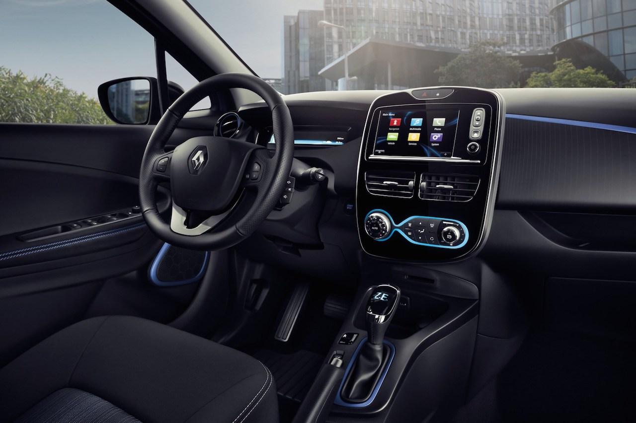 """Renault ZOE """"besti rafbíllinn í sínum verðflokki"""" fimmta árið í röð"""