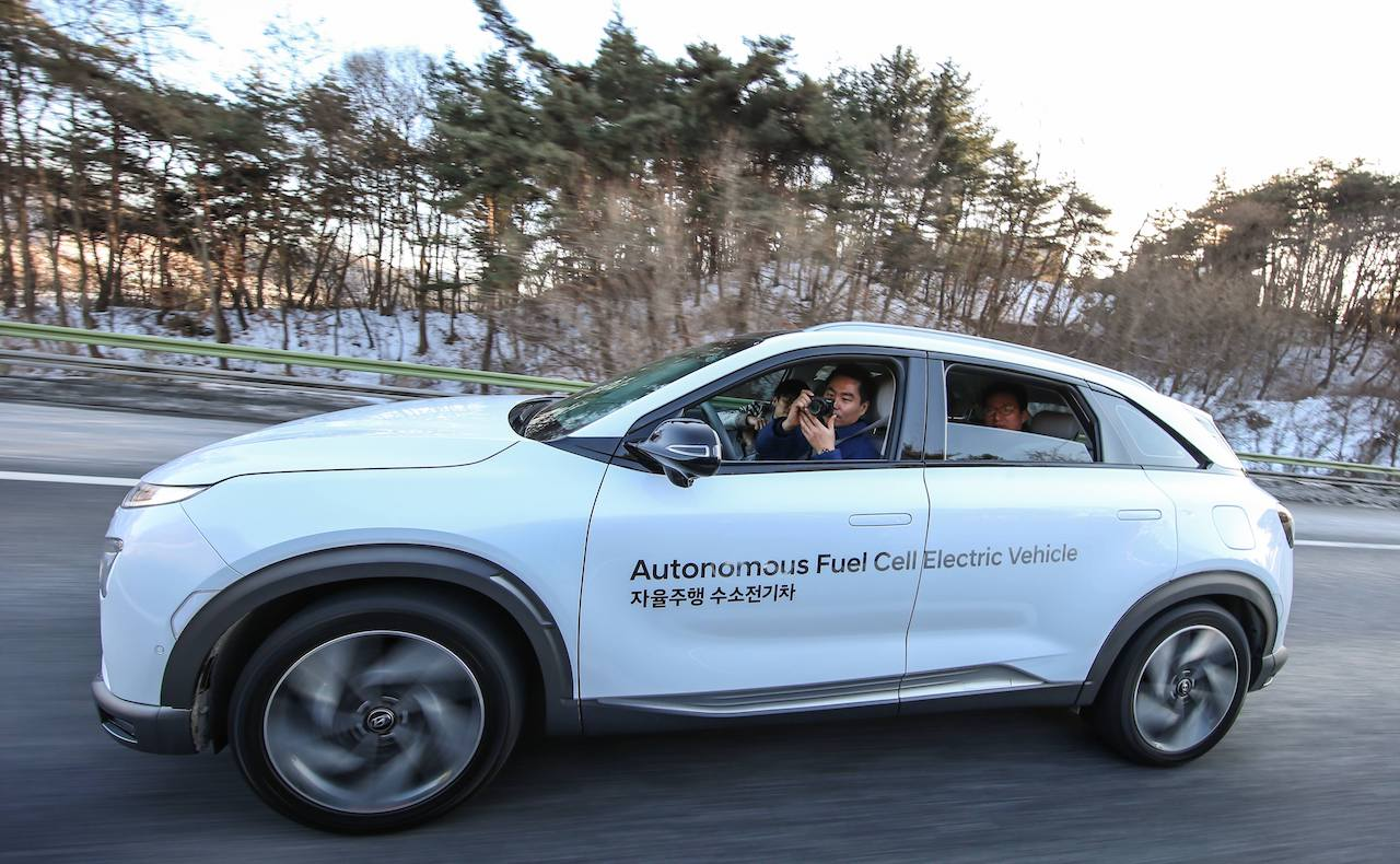 Hyundai og Audi í samstarf um frekari þróun vetnistækninnar