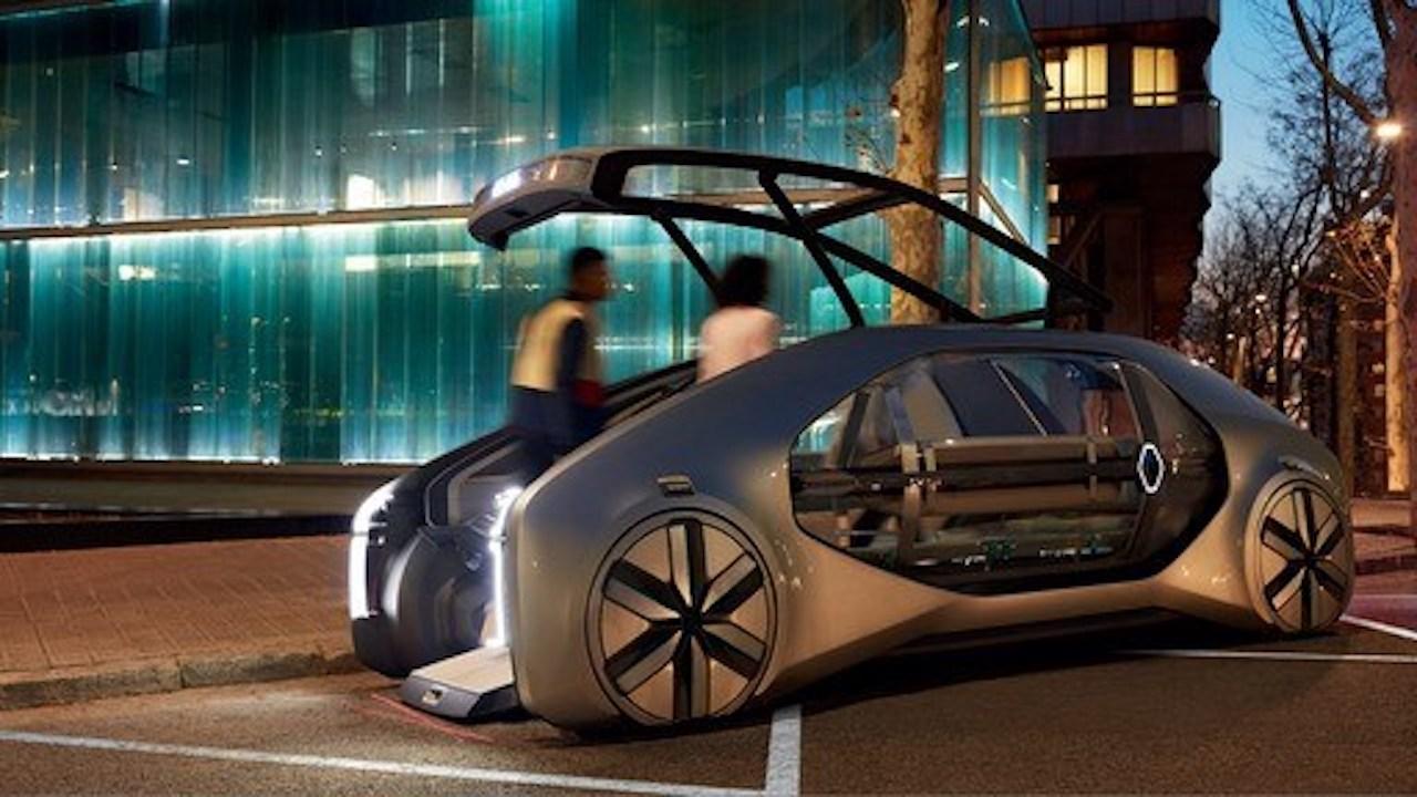 Renault kynnir EZ-GO fyrir stórborgir