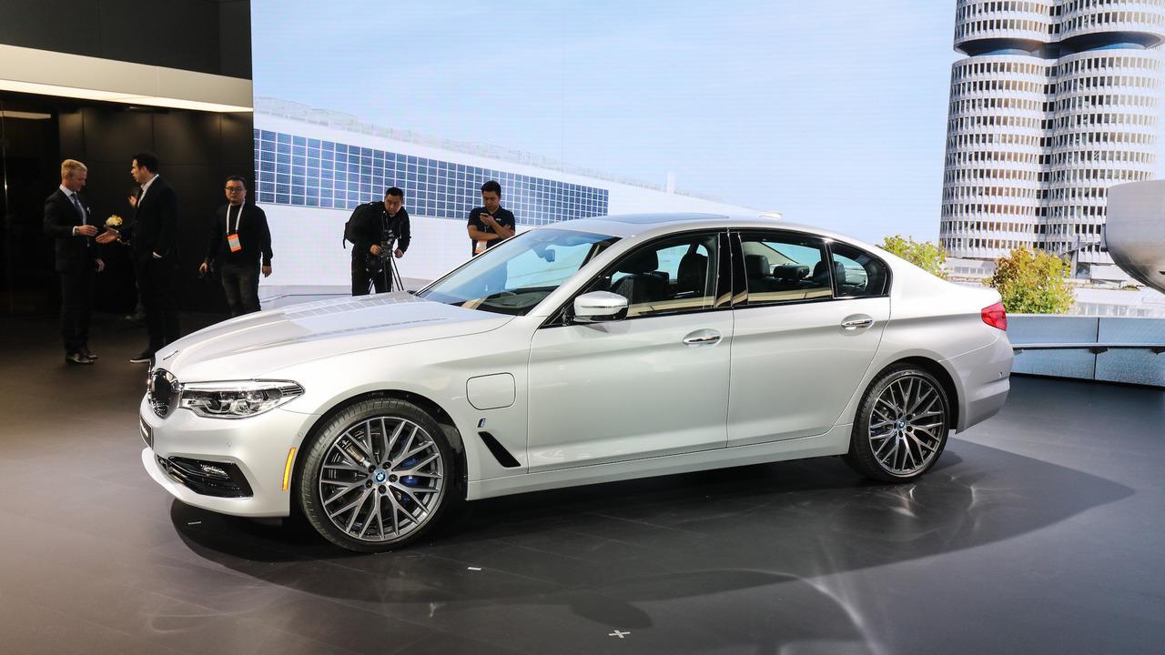 BMW tilnefndur til tveggja verðlauna World Car Awards 2018