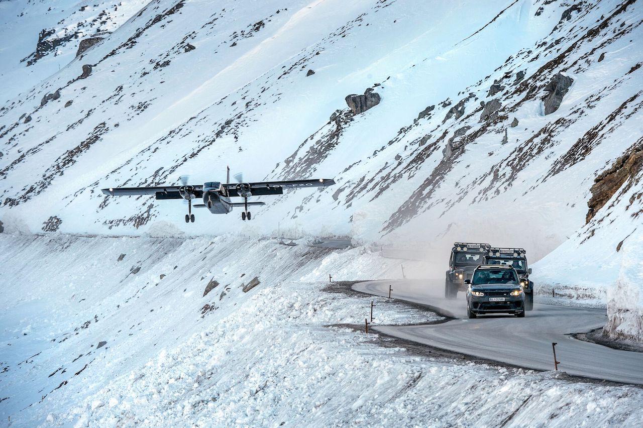 Nýjar áskoranir Jaguar land Rover með James Bond