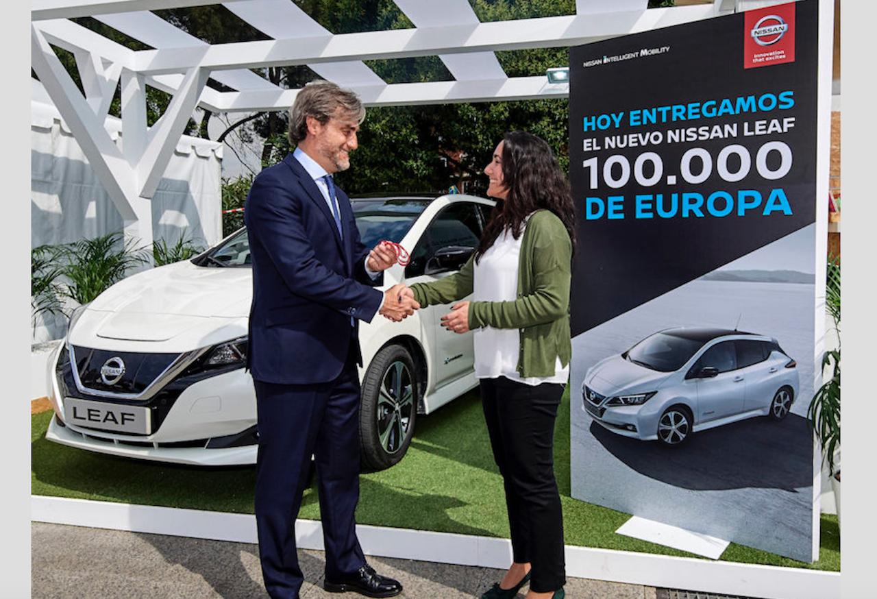 Yfir 100 þúsund Nissan Leaf á götum Evrópu