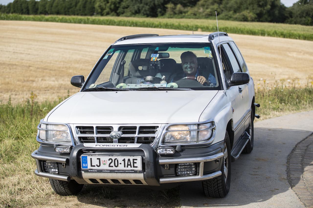 Subaru Forester kominn yfir eina milljón kílómetra