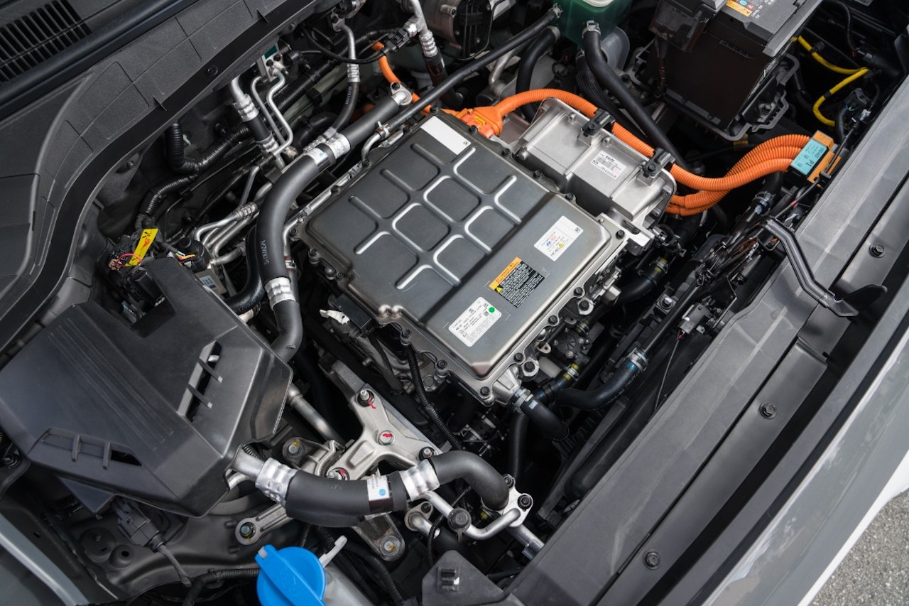 Hyundai Kona fyrsti rafdrifni borgarsportjeppinn