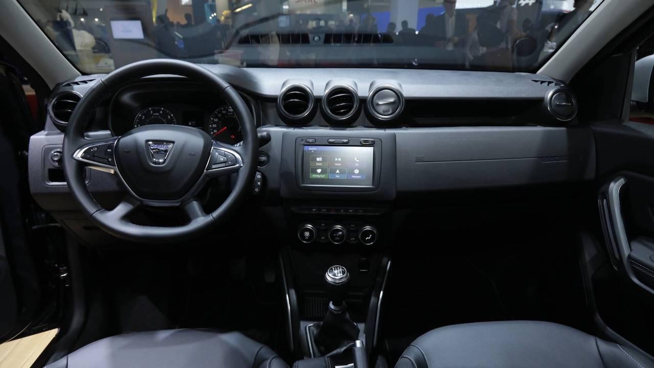 Líkindi með Dacia Duster og Mustang!