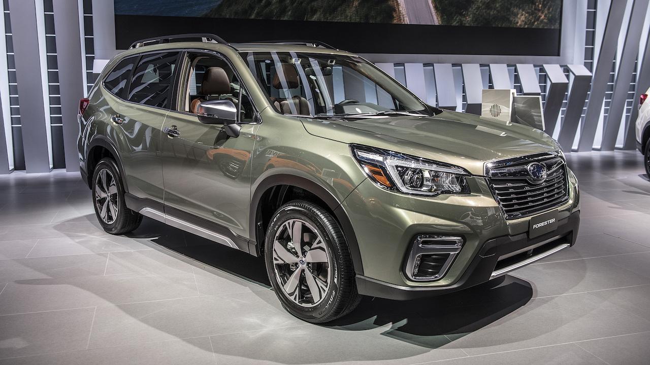 Subaru og Jaguar Land Rover á meðal verðmætustu merkjanna