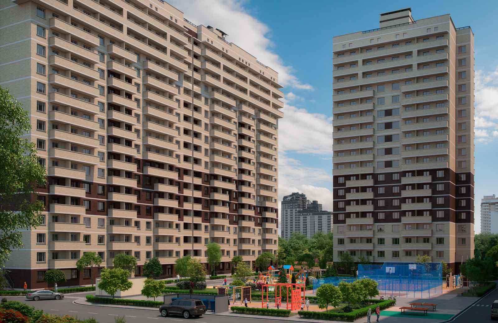 5 причин купить квартиру в ЖК Трилогия