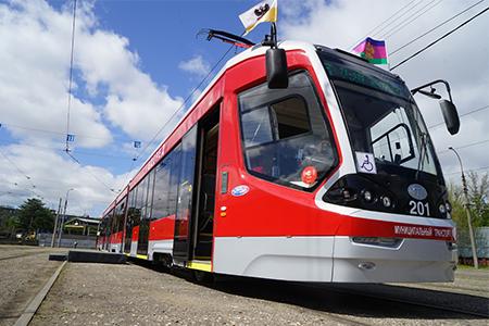 Краснодар получит возможность обновить трамваи