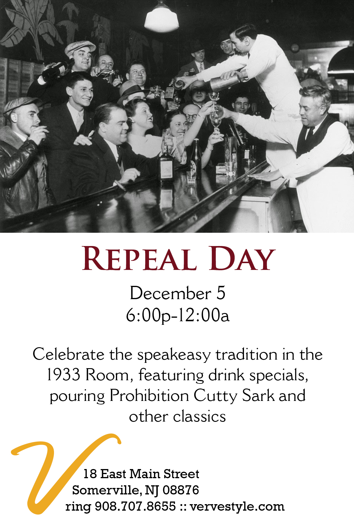 Repeal Day 2018