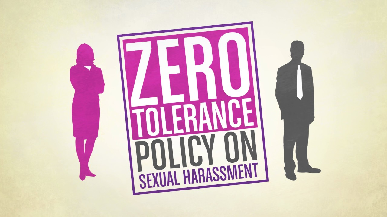 Are not sexual harassment workplace policies
