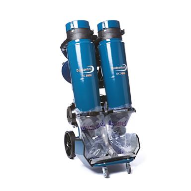 Dust Control DC3900C Twin Vacuum