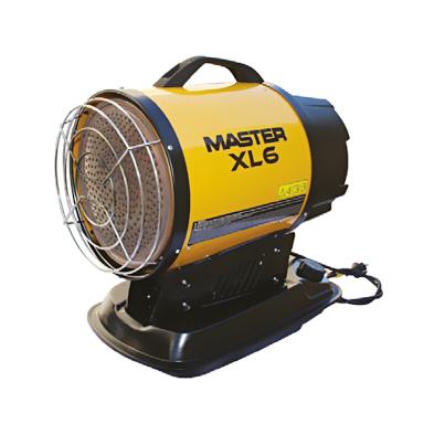 Master XL6 Infra-Red Heater